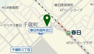 角打ち酒のフヨーの地図画像