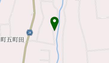 バックハウス インノ 八ヶ岳店の地図画像
