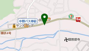 杜の茶屋の地図画像