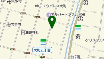路地裏ダイニング anabocoの地図画像