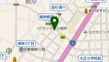 暮ラシノ呑処 オオイリヤの地図画像