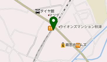 ブーランジェリー エミュウ 東村山店の地図画像