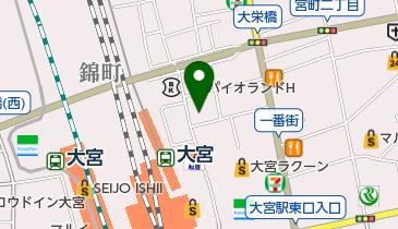 スパークリングハーツの地図画像