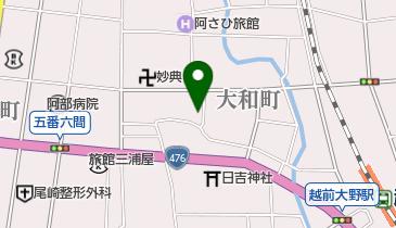 アイランド カフェの地図画像