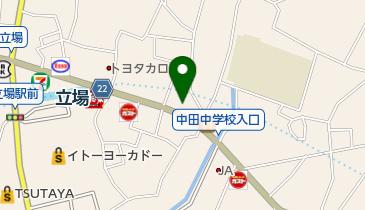 カラオケ 美美の地図画像