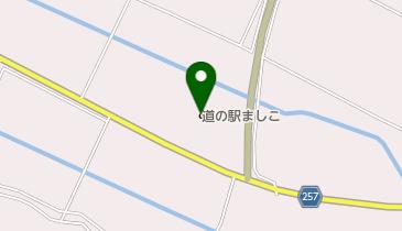 ましこのごはんの地図画像