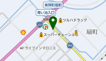 こぐまグループ旭川ラーメン (美瑛店)の地図画像
