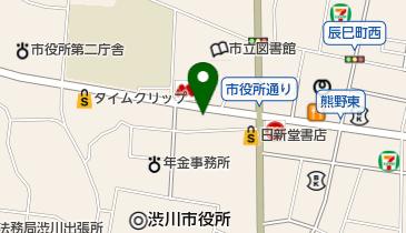 カフェ 星の家の地図画像