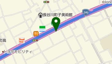 いちびこ 桜新町店の地図画像