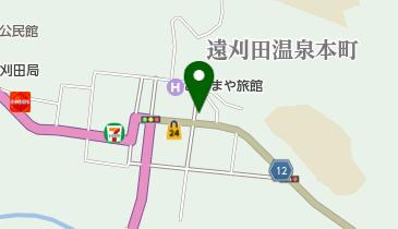 花みず木の地図画像