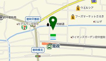 おーばん亭の地図画像