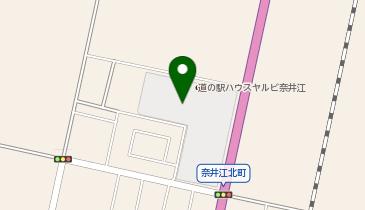 ラーメンがんてつ道の駅ハウスヤルビ奈井江店の地図画像