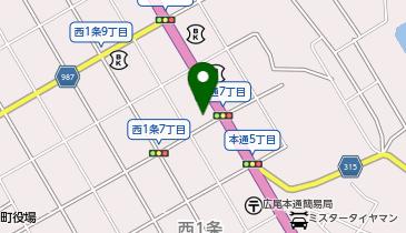 居酒屋 そらの地図画像