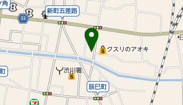たか幸食堂の地図画像