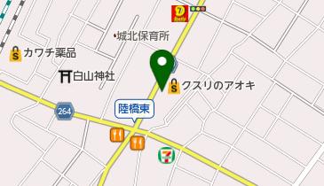 豚骨ラーメン酒場 たつまきの地図画像