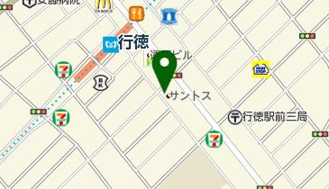 CASUAL DINING&PARTYSPACE UNCLESAM 行徳店の地図画像