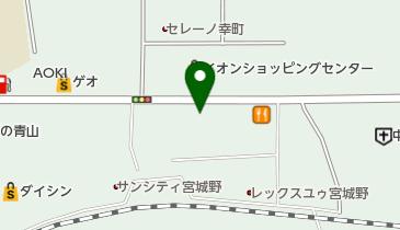 暖中 仙台幸町店の地図画像