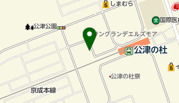 Forestaの地図画像