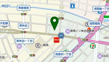 たいこ茶屋の地図画像