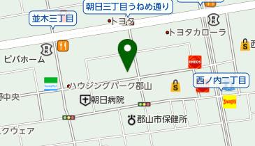 もうもう亭の地図画像