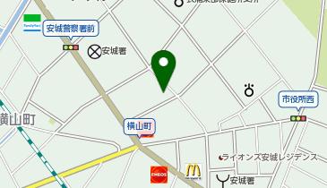 ぼてこ 横山本部店の地図画像