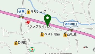 寿司めいじん 別府鶴見店の地図画像