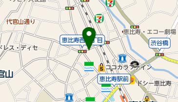 京レストラン Ubcra (ウブクラ)の地図画像