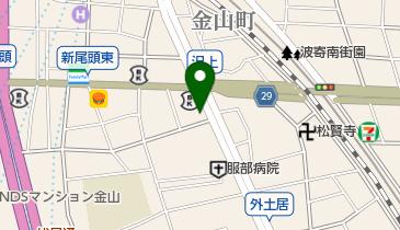 Dining&Bar toco tocoの地図画像