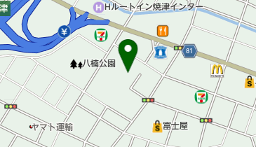 焼津さかなセンター内 てっか丼山もとの地図画像