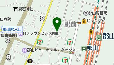 まぜそば 凜々亭の地図画像