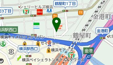 横浜 全席完全個室ダイニング OLIBAR - オリバーの地図画像