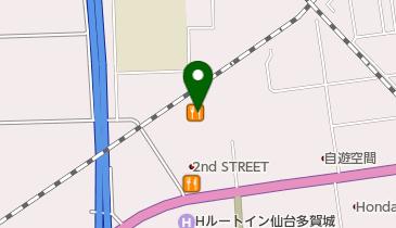 カルビ大将 多賀城店の地図画像