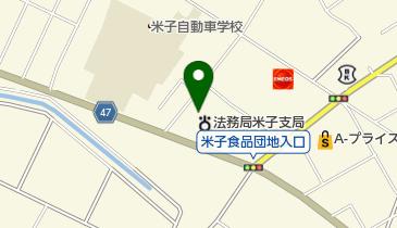 MokuMoku食堂の地図画像