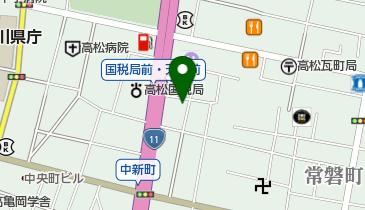 kitchen ROAD(旧SUGAR TABLE)の地図画像