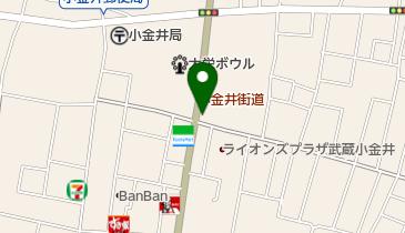 jikka de diningの地図画像