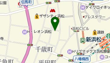家庭料理の店 溜まり場 フォレスト・ガンプの地図画像