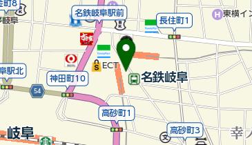 Jairo(ジャイロ)の地図画像