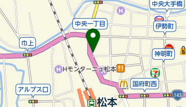Chill Houseの地図画像