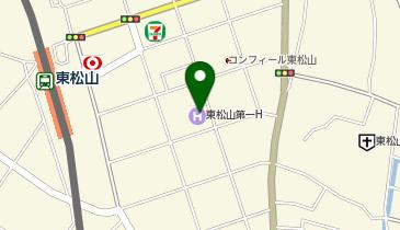 ひびきっちん 東松山ぼたん通り店の地図画像