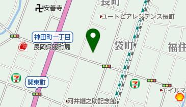吉田病院の地図画像