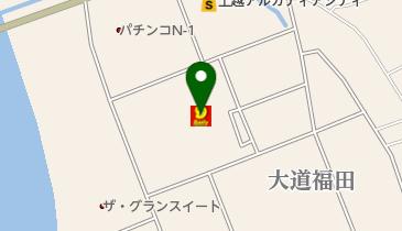 上越総合病院の地図画像