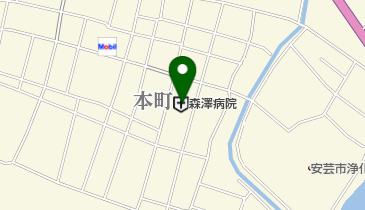 森澤病院の地図画像