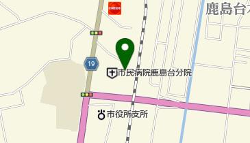 大崎市民病院鹿島台分院の地図画像