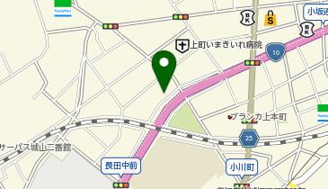 今給黎総合病院の地図画像