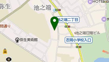 吉田産婦人科医院の地図画像