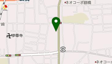 鶴橋中央診療所の地図画像