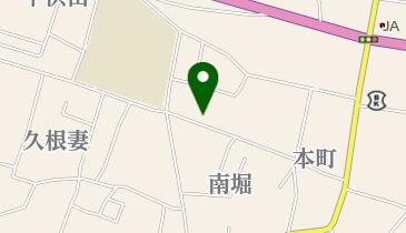 西川歯科医院の地図画像
