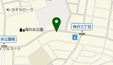 藤原歯科の地図画像