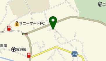 佐賀歯科診療所の地図画像