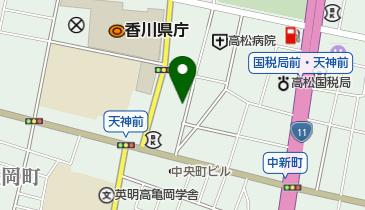 ア歯科診療所の地図画像